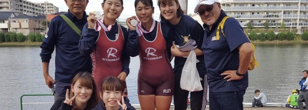 第60回全日本新人選手権大会 W2×(福原・西) 準優勝!!【詳しくは画像をクリック→】
