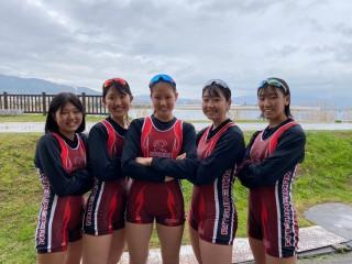 2021中日本 女子フォア